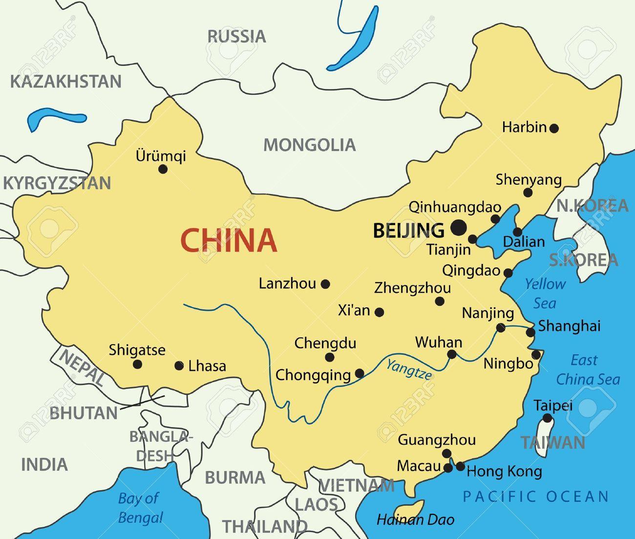 Hong Kong Taiwan map - Map of Taiwan and Hong Kong (China) Map Desh on
