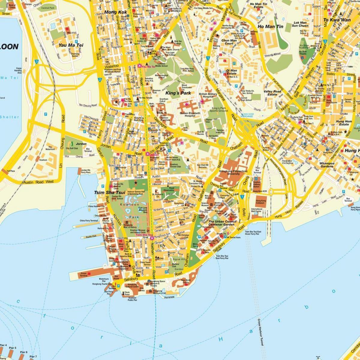 Kowloon Hong Kong map - Map of Kowloon Hong Kong (China) on singapore map, kowloon city map, kowloon mtr map, mongkok map, tsim sha tsui map, kowloon china, santo domingo dominican republic map, harbour grand kowloon map, hk map, kowloon street map in chinese, nathan road kowloon map, kowloon bus route map, shenzhen map, macau map, kowloon map of attractions, china map, hangzhou map, shanghai map,